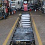 Alineadora camiones, trailers, vehículos insdustriales