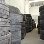 Almacén clientes ruedas grandes