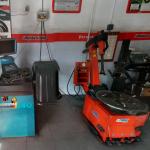 Equipamiento mecánico taller Nazaret, Valencia.